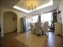 华侨花园复式 4室2厅3卫 豪华装修 450万阔绰客厅,拎包入住