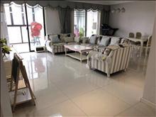 真实房源,景瑞荣御蓝湾,140平,4500元/月 3室2厅2卫 精装修
