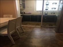 绿地城 3500元/月 3室2厅2卫 精装修 ,家具电器齐全非常干净!