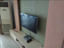 国大花园 2002元/月 1室1厅1卫 简单装修 ,家具家电齐全黄金楼层!