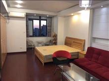 上海广场 2500元/月 1室1厅1卫 精装修 ,家电齐全,拎包入住!