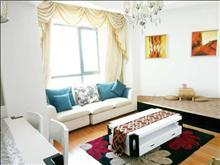 市中心华旭公寓 精装1室1厅 拎包入住