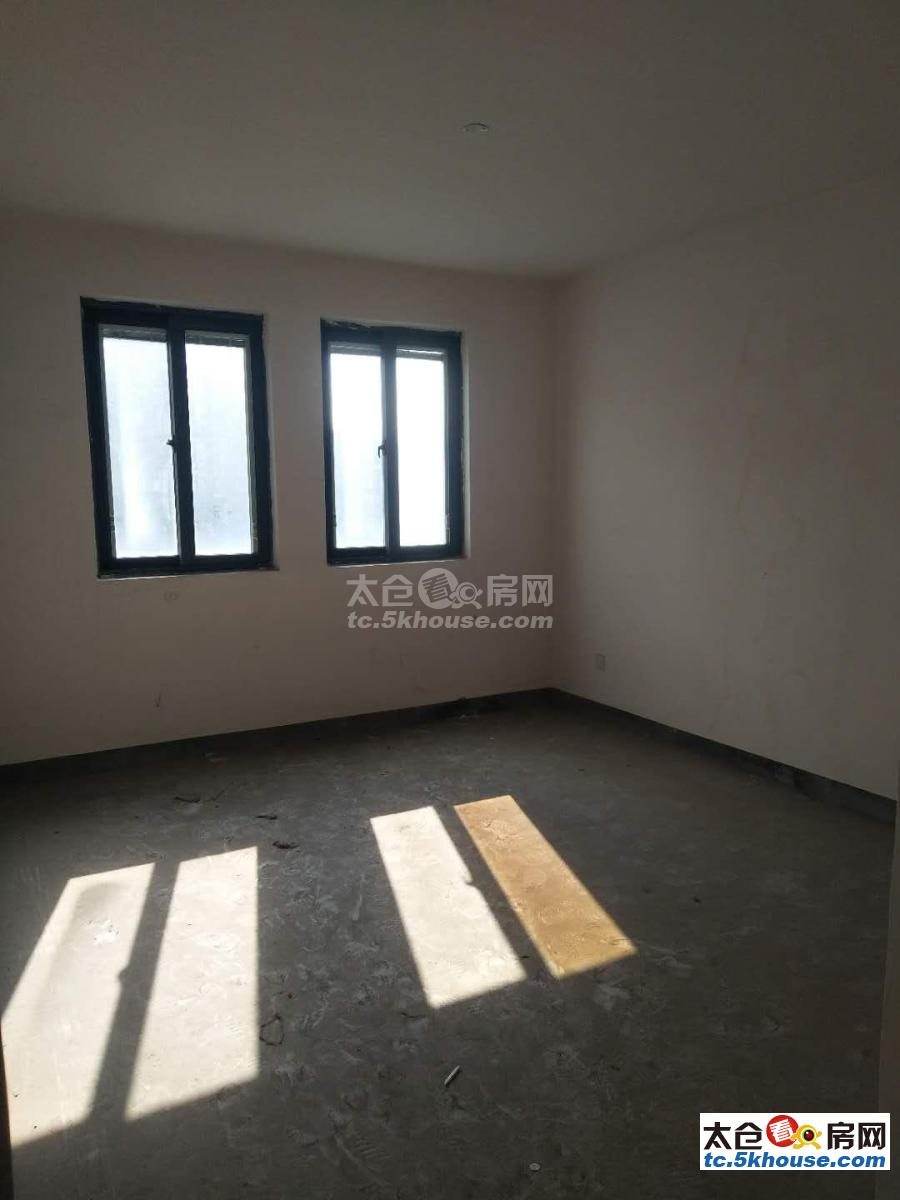 房东诚心急售 华源上海城三期199平4室2厅2卫毛坯269万有钥匙