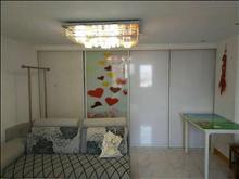上城国际 1500元/月 1室1厅1卫 精装修 ,家具家电齐全