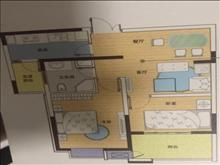 丽景嘉园102平 2600元/月 2室2厅1卫 精装修 ,超值家具家电齐全