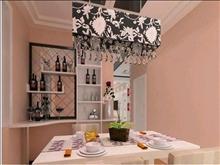 五洋广场 2000元/月 1室1厅1卫 豪华装修 ,楼层佳,看房方便