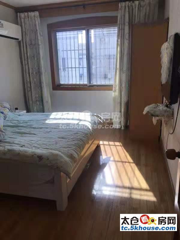 的地段!!康乐新村 154万 3室2厅2卫 简单装修