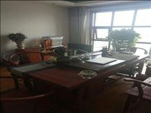 恒荣泰15楼190平复式豪装408万红木家具