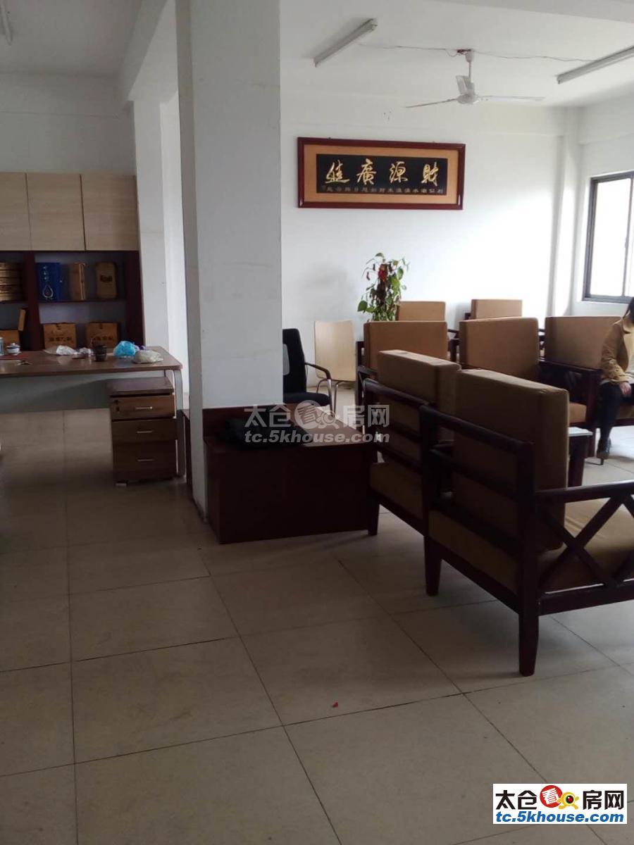 东盛商业广场平层120+50平,办公装,带办公家具