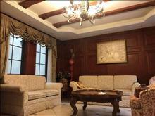 景瑞荣御蓝湾联排别墅320平,豪装全品牌家私,拎包入住650万,满二年!