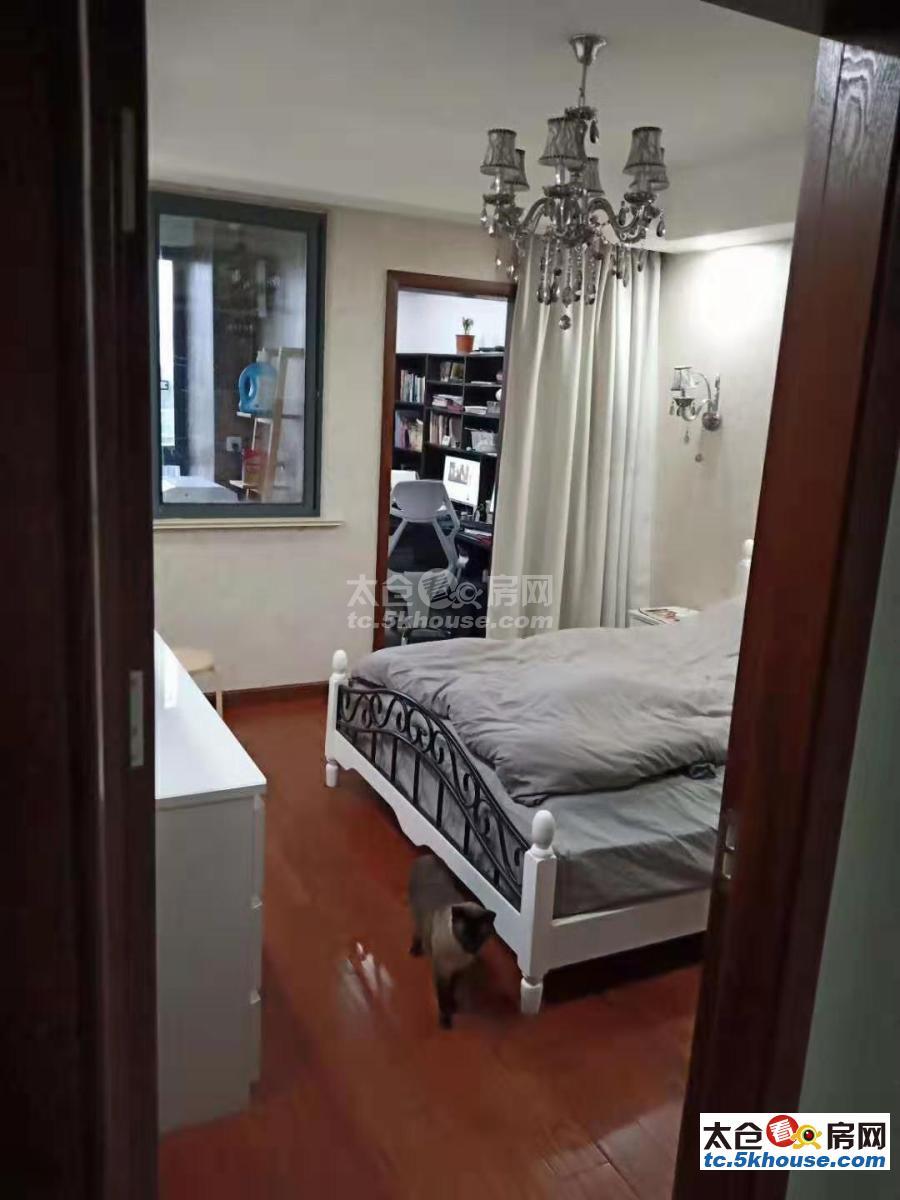 美乐公园郡 115万 2室2厅1卫 精装修 适合和人多的家庭