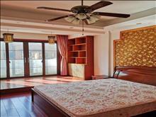 景瑞荣御蓝湾别墅豪装五室两厅三卫,10000一个月包物业加车位,有钥匙