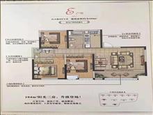 太仓高尔夫鑫城108平3室2厅2卫精装修200万好楼层 有钥匙