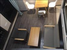 出租高档公寓花样年 幸福万象 复式房 精装首租 2300元