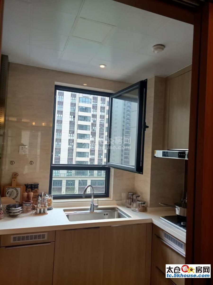 璜泾海上风华  3室2厅2卫 精装好楼层 出门湿地公园 4酒店 环沪