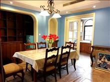 景瑞荣御蓝湾 8000元/月 5室3厅3卫 精装修 ,干净整洁,随时入住