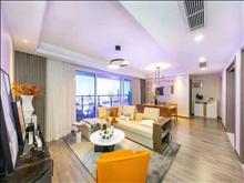 楼层好,视野广,学位房出售,中梁泊景庭 170万 3室2厅2卫 精装修