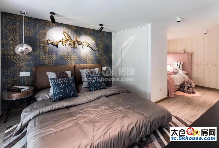 嘉闵线地铁口娄申商业广场 65万 3室2厅2卫 精装修 ,难找的好房子