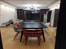 海域天境136平  3200元/月 3室2厅2卫 豪华装修 拎包入住