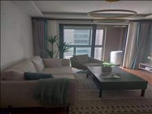 金辉海上风华 2800元/月 3室2厅2卫,豪华装修 ,家具家电齐全黄金楼层!
