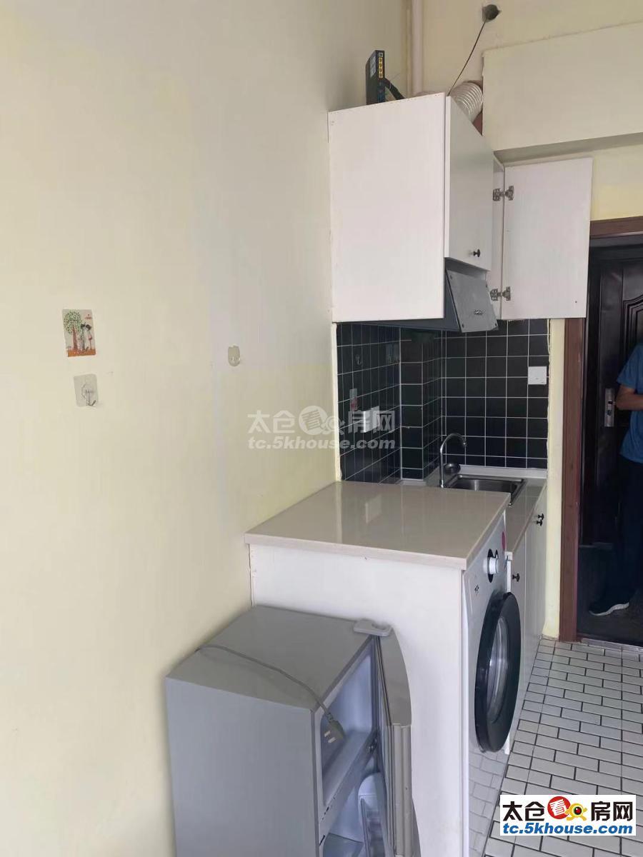 沛波公寓 1500元/月 1室1厅1卫,1室1厅1卫 精装修 !正规高性价比,你的选择
