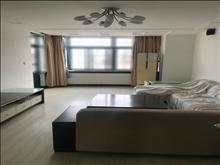 华侨公寓顶加阁144+106平,朱棣文小学市一中双,精装,283万