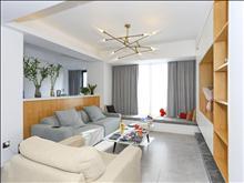 浮桥新城花园 88万 3室2厅1卫 精装修 好楼层置低价位