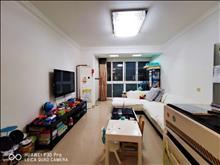 业主出售润业玲珑湾 80万 2室2厅1卫 精装修 ,笋盘超低价!