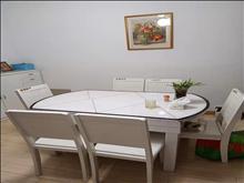 大庆锦绣新城 2700元/月 3室2厅1卫,3室2厅1卫 精装修 ,环境幽静,居住舒适!