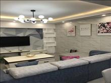 太仓城西锦地水岸 126万 3室2厅1卫 精装修低价出售 户型方正