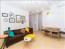 娄景花园 105万 4室2厅1卫 精装修 的地段,住家舒适!