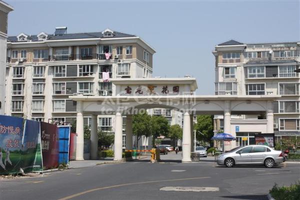 龙城市广场 178万 4室2厅2卫 精装修 ,大型社区,居家!