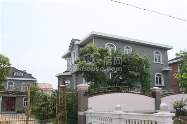 御园山庄独栋别墅660平,简装,满两年,760万