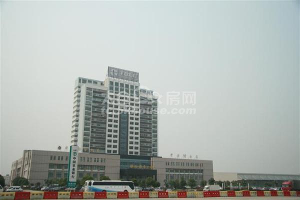 太仓港联检服务大楼