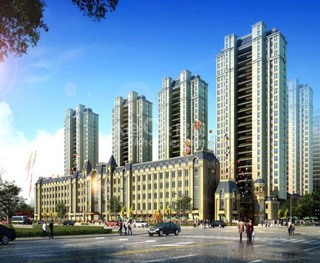 出售中南世纪城 76平方 2室2厅1卫 精装修 200万