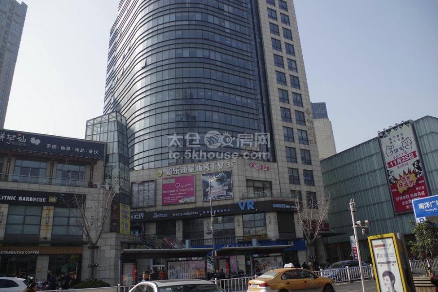 华旭大厦稀缺77平米仅租3702元/月