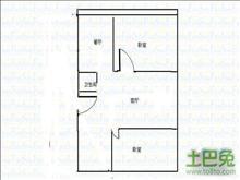 住家不二选择,绿洲华庭 165万 3室2厅2卫 精装修