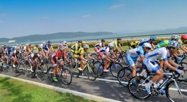 环太湖国际公路自行车赛14号举行 吴江部分路段临时管制