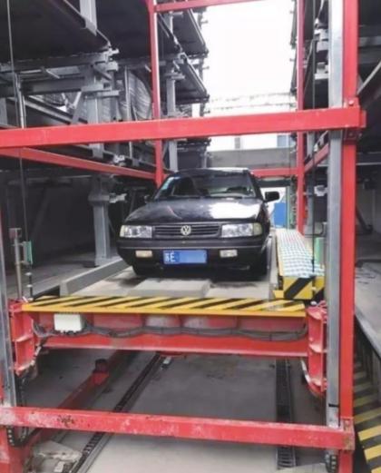苏州新区有了国内首 个磁悬浮立体车库