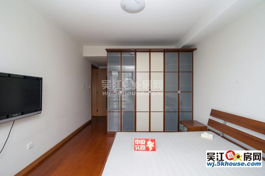 吴江价格洼地 万和悦花园 只要花35万买电梯三房 无需中介费