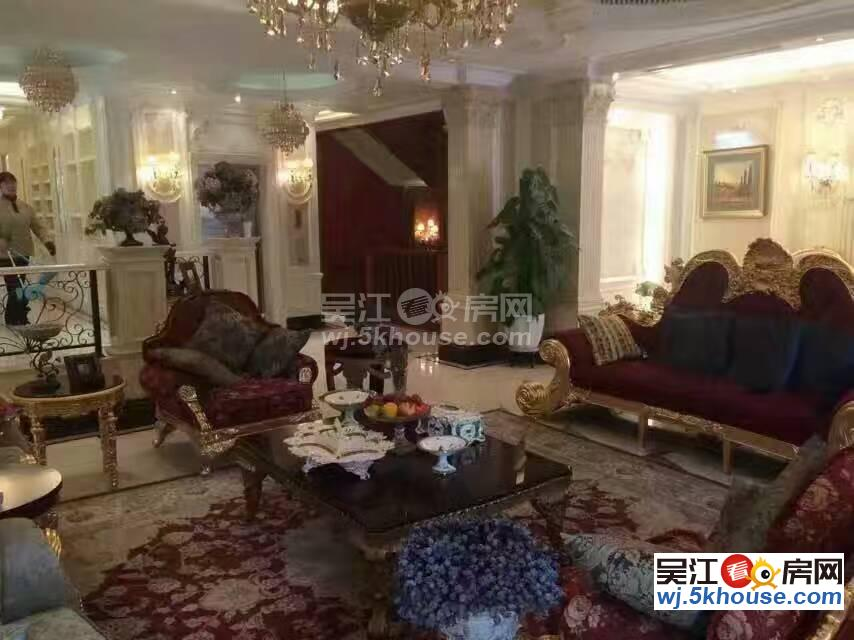 【多图】急!太湖别墅国际420万6室3厅4卫豪装修图别墅实景地下室图片