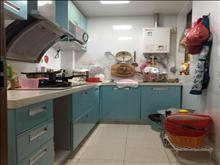 地铁口松陵一中学区房明珠城精美装修两室楼层好满2年实拍