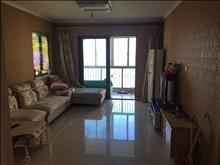 新湖明珠城 2500元/月 2室2厅1卫 精装修 ,家具电器齐全!