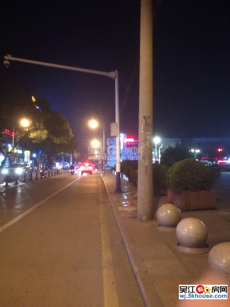 盛泽大润发红绿灯附近一到两层店面出售长期出租中