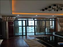上海城126平精装修,南北通透,满两年,中间楼层保养如新