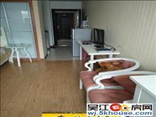 月亮湾精装单身公寓出租 干净整洁 清爽明亮 如图