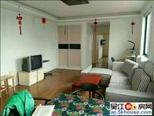 出租锦绣家园二室二厅一厨一卫、精装修。