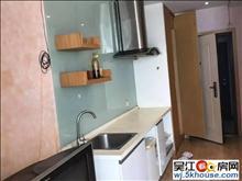 步行街 精装修单生公寓 可做饭 通风好 拎包入住