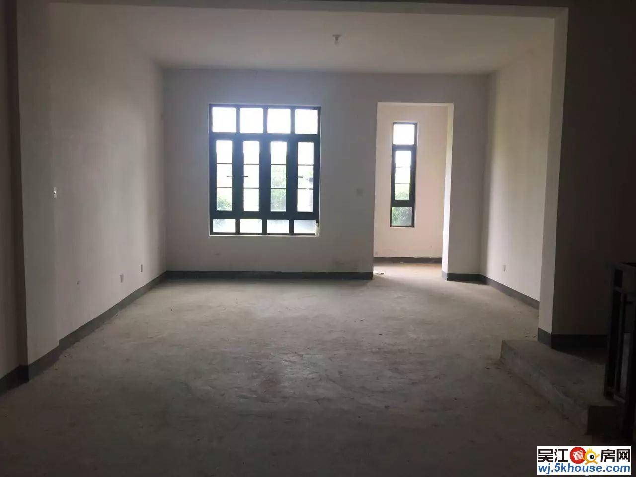 【三楼】别墅一楼城绿地一楼客厅多图加负太湖别墅挑高二楼装修图图片