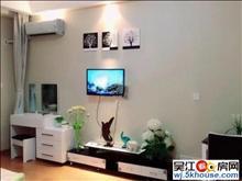 新湖明珠城单身公寓 豪华装修 附近幼儿园 4号地铁 随时看房